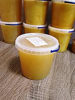 """Мед """"Майський/Травневий"""" 1,0 л., 100 % зрілий мед / Мёд """"Майский"""" 1,0 л., 100% зрелый мёд, фото 1"""
