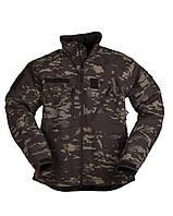 Куртка софтшел темный камуфляж SCU 14 MULTITARN