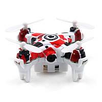 Квадрокоптер Create Toys Mini E905 с камерой 0.3 МП Red (hub_np2_0270)