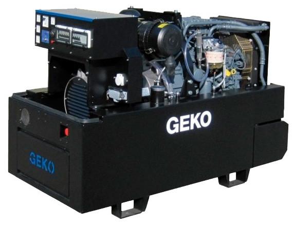 Трехфазный дизельный генератор Geko 20012 ED-S/DEDA (16 кВт)
