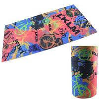 Бафф бандана-трансформер, шарф из микрофибры, вело3 (FD1349)