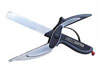 Кухонные ножницы 2 в 1 Clever Cutter Черный (hub_np2_0829)