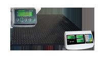 Платформенные электронные весы  JBS-700Р (1010)