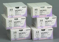 Викрил (Vicryl) c иглой