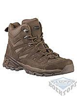 Тактические кроссовки коричневые SQUAD BOOTS 5 INCH
