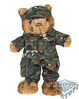 Игрушка Медвежонок Тедди FLECTAR TEDDY BEAR WEAR SMALL