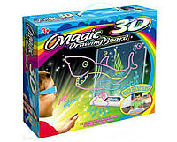 Доска для рисования Magic Drawing Board 3D (671959397А)