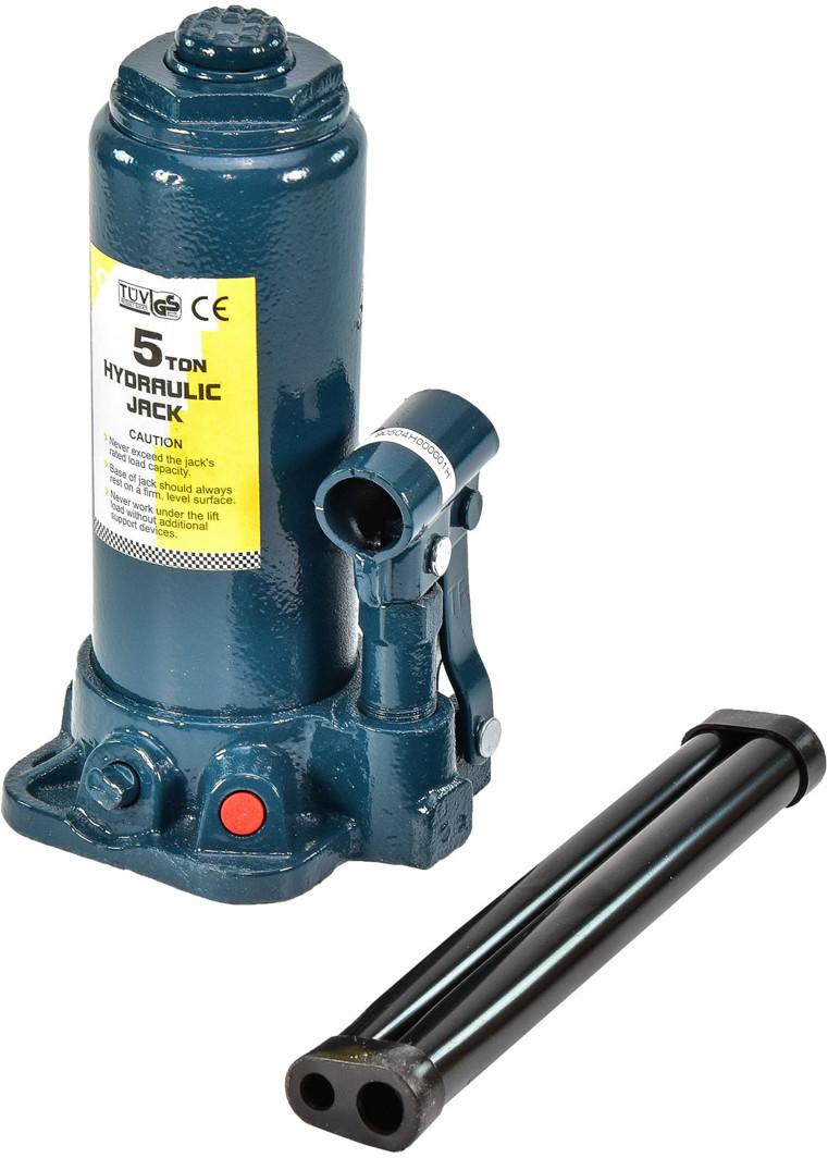 Домкрат Torin Hydraulic Jack вертикальный (бутылочный) гидравлический 5 т T90504