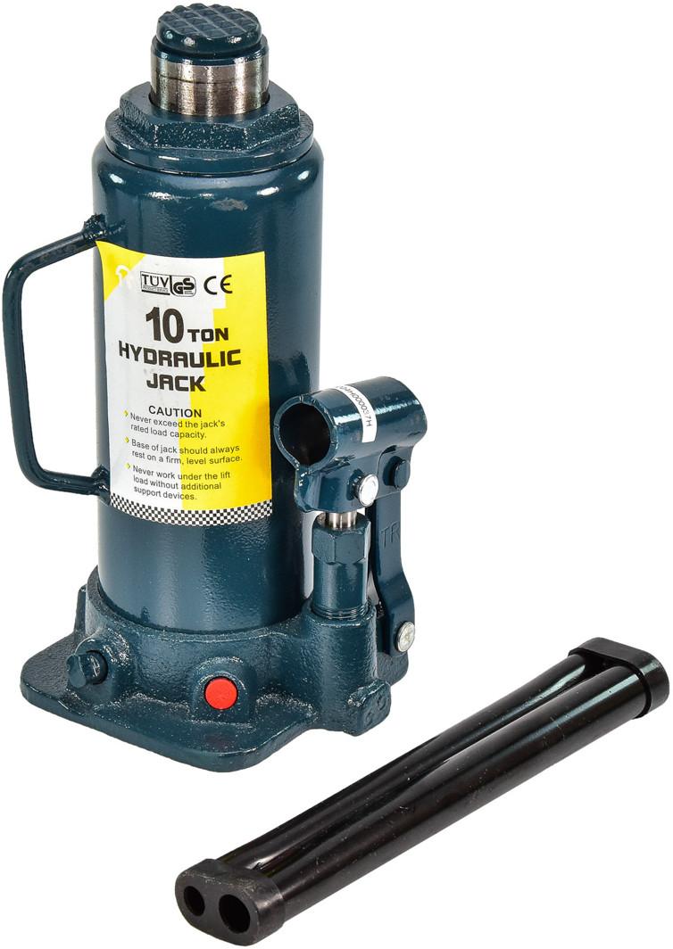 Домкрат Torin Hydraulic Jack вертикальный (бутылочный) гидравлический 10 т T91004