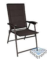 Кресло раскладное туристическое BLACK ARMY FOLDING CHAIR