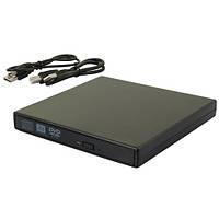Внешний USB DVD-RW CD-RW привод, портативный дисковод (FD1692)