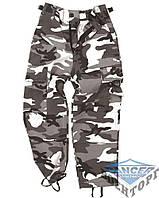 Детские камуфляжные брюки US URBAN KIDS BDU STYLE PANTS