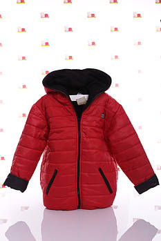 Куртка Спорт флис красная