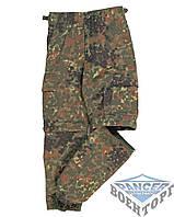 Детские камуфляжные брюки S FLECTAR ZIP-OFF KIDS BDU STYLE PANTS