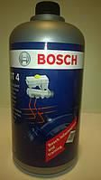 Тормозная жидкость Bosh DOT-4  1л