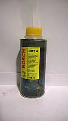 Тормозная жидкость Bosh DOT-4 0,25л