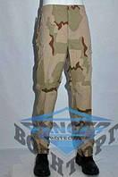 Брюки военные US 3-COL. DESERT R/S BDU FIELD PANTS