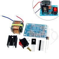 Генератор высокого напряжения 3.7В на 15кВ СОБЕРИ САМ DIY трансформатор (FD1780)