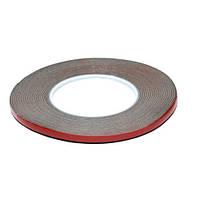 Двусторонняя клейкая лента 10м 6мм для отделки (FD1892)