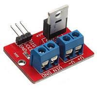 Драйвер MOSFET транзистор IRF520 0-24В модуль Arduino PIC ARM (FD1951)