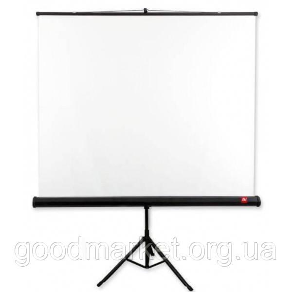Екран AVTek Tripod Standard 175x175cm на триногі