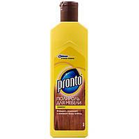Средство для полировки мебели Пронто лимон