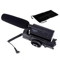 Микрофон стерео накамерный Takstar SGC-598 на горячий башмак (FD2557)
