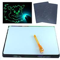 Набор для рисования в темноте Рисуй светом Neon Light Pen (FD2667)