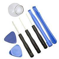 Набор инструментов для вскрытия корпусов разборки ремонта телефонов 8в1 (FD2756)