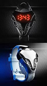 LED часы Cobra