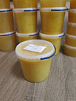 """Мёд """"Разнотравье + Липовый"""" 1,0 л., 100% натуральный мёд / Мед """"Різнотрав`я + Липовий"""" 1,0 л., 100 %  мед, фото 1"""