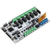 Плата RepRap BIQU Rumba, ATMEGA2560, 3D-принтер (FD3109)