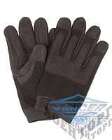 Перчатки тактические облегченные ARMY черные