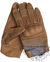 Перчатки NOMEX ACTION с костяшками хаки