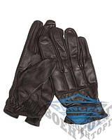Перчатки DEFENDER кож. полнопалые с песком