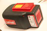 Аккумулятор Snapper SN280Li  58 V, 5,2А , с энергией  262 Вт.ч., фото 2