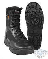 Ботинки LEATHER/CORDURA TACTICAL BOOTS с утеплителем Thinsulate