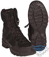 Ботинки ?PATROL? черные на молнии