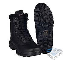 Ботинки SWAT BOOTS черные утеплитель Thinsulate
