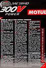 Моторное масло Motul 300V Power 5W-40 2 л, фото 2