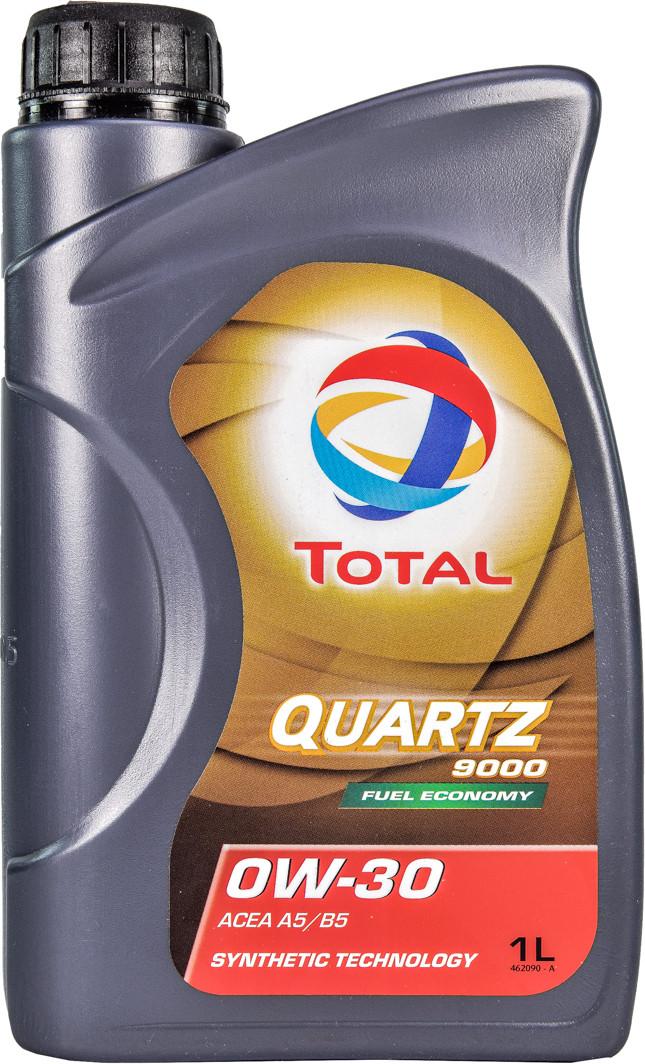 Моторное масло Total Quartz 9000 0W-30 1 л