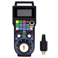 Пульт управления беспроводной WHB03B для ЧПУ станка NCStudio Mach3 (FD3391)