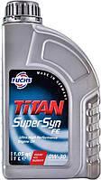 Моторное масло Fuchs Titan Supersyn FE 0W-30 1 л