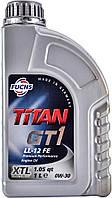 Моторное масло Fuchs Titan Gt1 LL-12 FE 0W-30 1 л