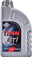 Моторное масло Fuchs Titan Gt1 Pro C4 5W-30 1 л