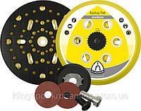 Опорный диск для эксцентриковой машинки Klingspor HST 555 150 M8/5/16 средний Клингспор 320489