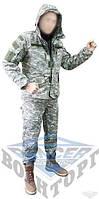 Куртка тактическая Акуп Зима Pancer