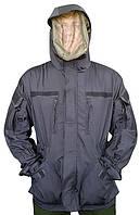 Куртка тактическая черная спецназ зима Pancer