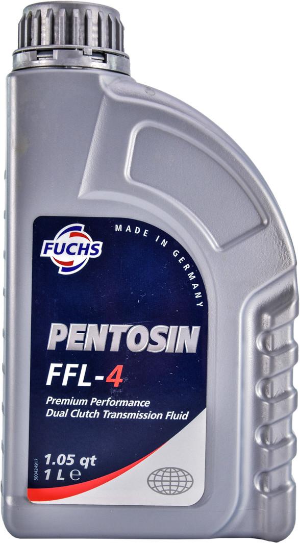 Трансмиссионное масло Fuchs Pentosin FFL-4 синтетическое 1 л