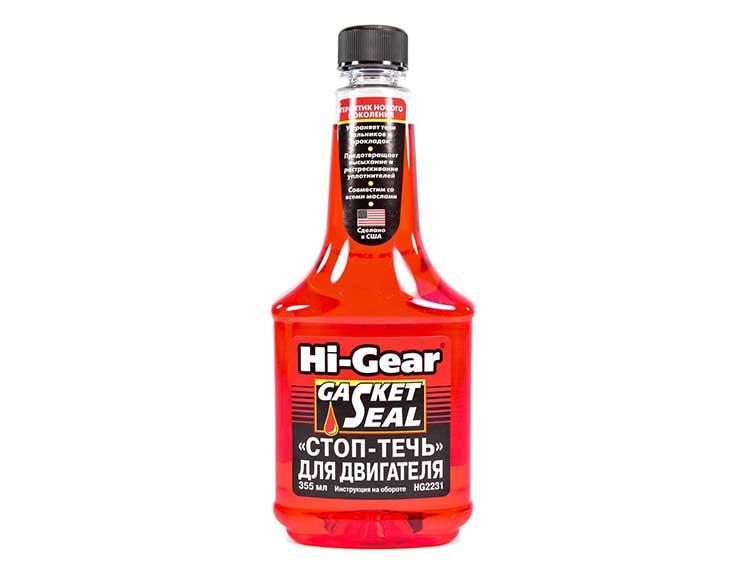 Присадка Hi-Gear Стоп-текти для двигуна 355 мл